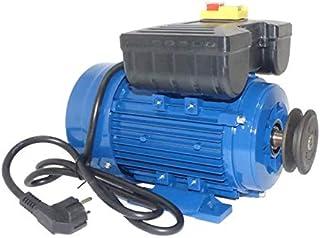Motor de 0,55 KW / 0,75 CV monofásico 220V de alto par de
