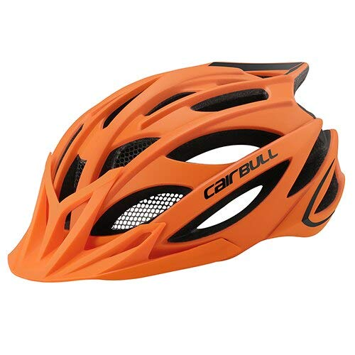 linfei Casco De Ciclismo Trail XC Casco De Bicicleta con Luz En...