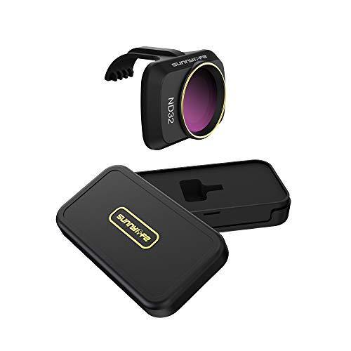 Linghaung - Filtro obiettivo professionale per DJI Mavic Mini/Mini SE/Mini 2 CPL MCUV ND ND/PL, filtro per Drone (ND 32)