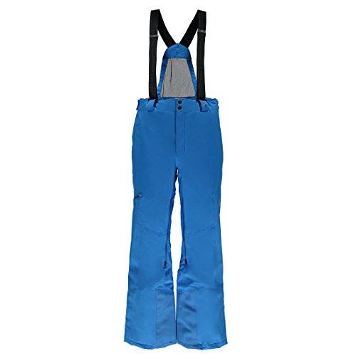 SPYDER Dare Tailored 366 Pantalón de Esquí, Hombre, Azul (French Blue), 48 (Talla Fabricante: S)