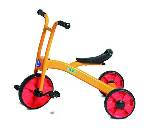 Andreu Toys 75x 58x 49cm Endurance Trike (3–6Jahre, Mehrfarbig)
