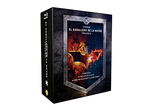 PAQUETE BATMAN (1-3) NOLAN [Blu-ray]