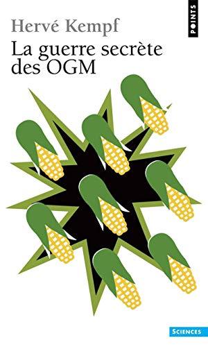 Rhyfel Cyfrinachol GMO
