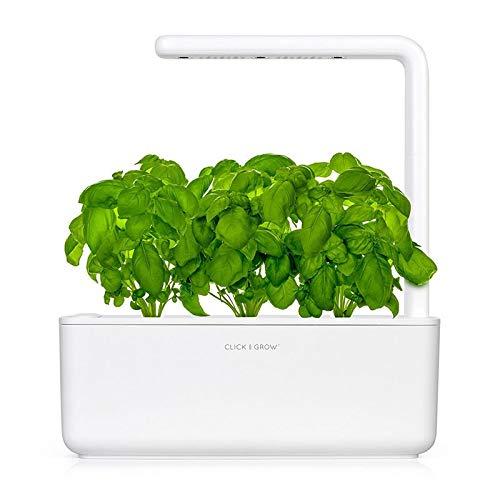 Orto da cucina autonomo Smart Garden 3–Bianco–Click and Grow