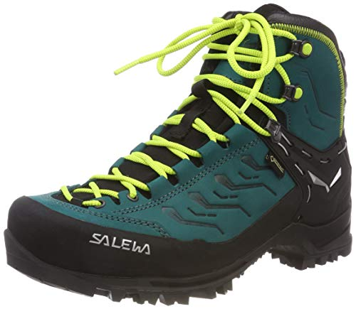 Salewa MS Speed Beat Gore-TEX, Chaussures de trail running Homme, Vert (Becks/Cactus), 40 EU