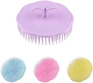 AURSTORE BASA BROSSES RONDE,Massage cheveux brosse (Lot de 4 Couleur aléatoire) 80631