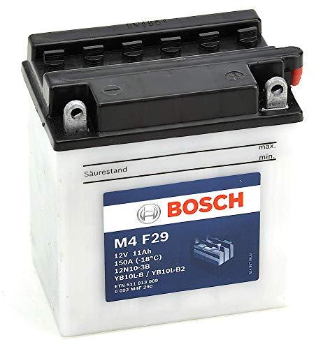 Trost auto Service Technik–BOSCH batteria della moto YB10L-B212V 11Ah din 51113