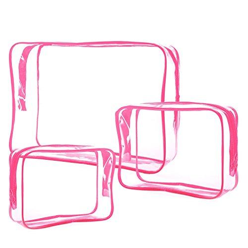 LAAT - Organizador para maletas , rose (rosa) - M6SV191606J3NP7164