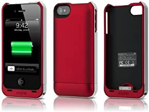 mophie juice pack Air for iPhone 4/4s - Red