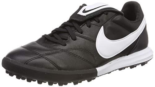 Nike Unisex Adults Premier Ii Tf Footbal Shoes, Black (Black/White/Black 010), 5.5-6 UK