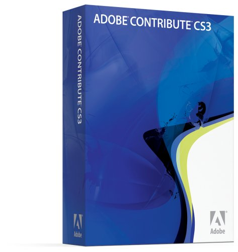 Adobe Contribute CS3 - deutsch