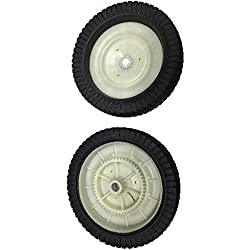 10 Best Lawn Sweeper Wheels