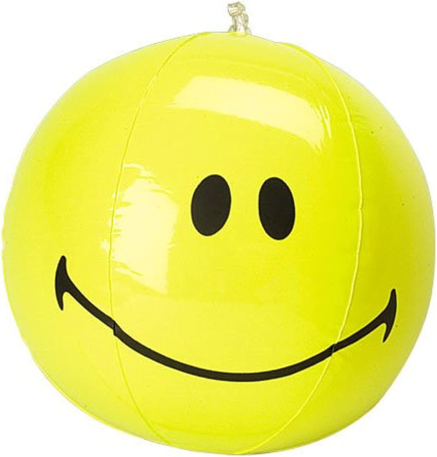US Toy Company IN200 Smile Ball Inflates