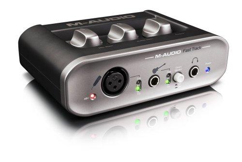 Avid 9900-65143-12 Fast Track USB PT/SE Audio Interface