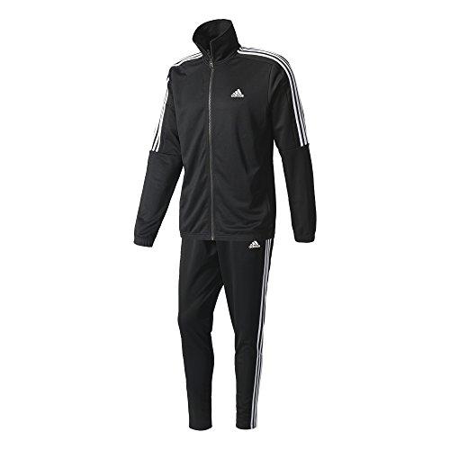 adidas Herren Tiro Ts-BK4087 Trainingsanzug, Black/White, 180/S