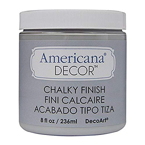 Deco Art ADC-27 Americana Chalky Finish Paint, 8-Ounce, Yesteryear