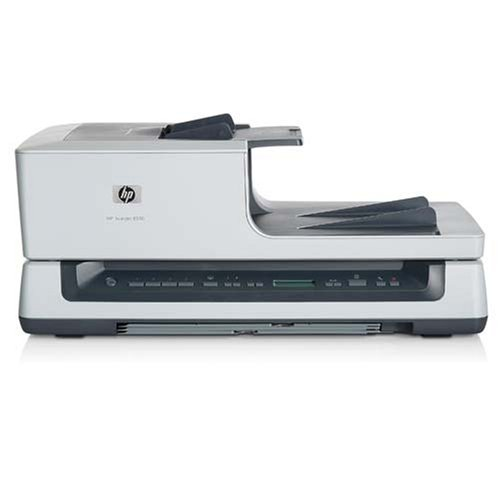 HP SJ8350 Document Flatbed Scanner