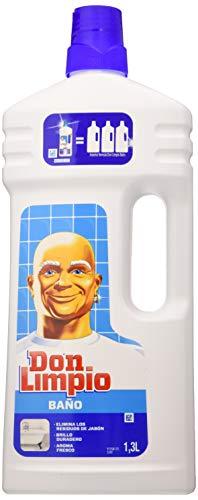 Don Limpio - Producto de limpieza para baño - 1,3 L