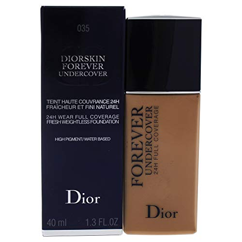 Dior Base De Maquillaje Dior Diorskin Forever Undercover Fdt 035-1 unidad