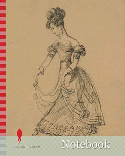 Notebook: A Minuet, Sir George Hayter, 1792-1871, British, 1824, Pen and brown...
