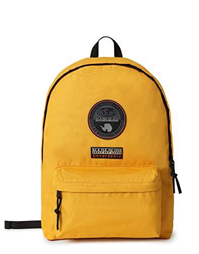 Napapijri Voyage RE Rucksack, 40 cm, 20 Liter, Mango Yellow