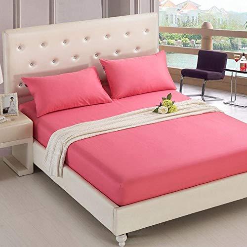 günstig Amswsi Mat Blanket Pure Pure Color Sheet Schutzhülle für Hotelmatratzen-CL001-09_100… Vergleich im Deutschland