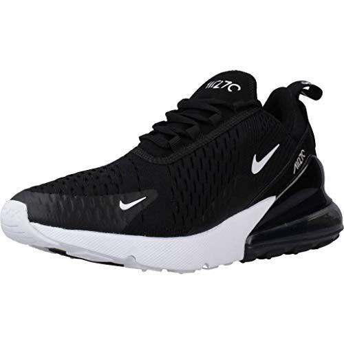 Nike Damen W Air Max 270 Turnschuh, Schwarz Black Anthracite White 001, 41 EU