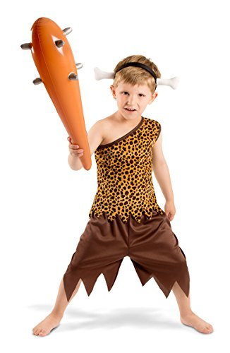 Folat – Caveman Costume Boys