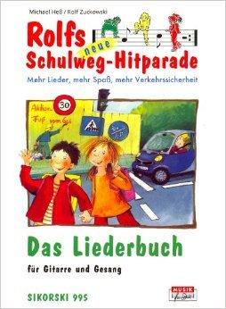 Rolfs neue Schulweg-Hitparade, Das Liederbuch ( 1992 )