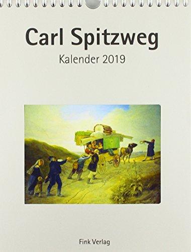 Carl Spitzweg 2019: Kunst-Einsteckkalender
