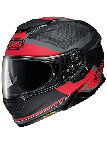 Shoei Casco Moto Gt Air 2 Affair Tc1 Rojo (Helmet M, Rojo)