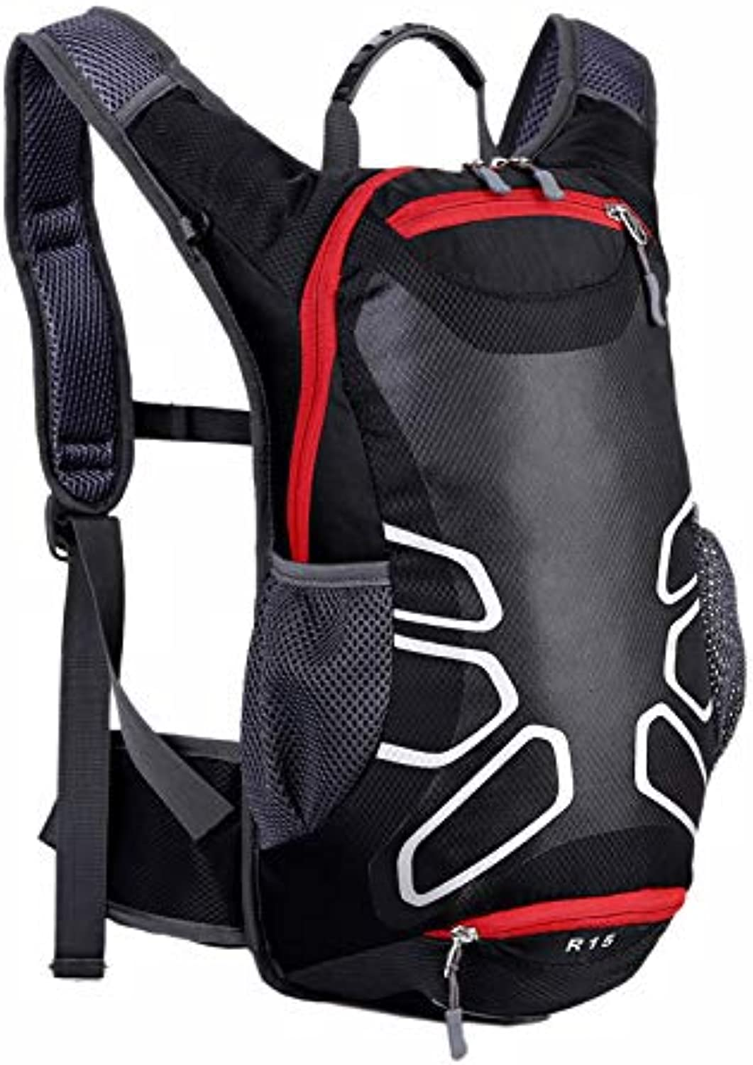 Backpack Riding Bag Basketball Backpack Sports Backpack Bicycle Outdoor Riding Bag,B