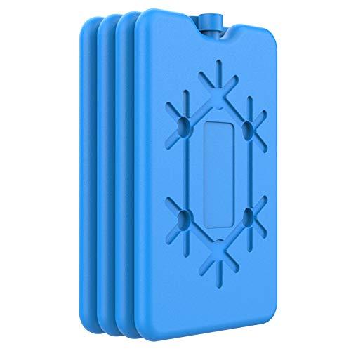 OUTXE 4 mattonelle di raffreddamento per il pranzo, borsa frigo e borsa frigo piccola
