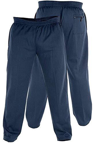DUKE Jogginghose 6XL blau