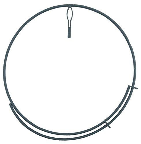 Connex Staudenhalter 25-40 cm, 3 Stück / Strauchstütze / Pflanzenstütze / Blumenhalter / Garten / FLOR78440