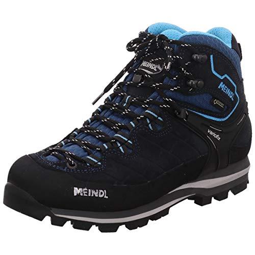 Meindl Litepeak Lady GTX Chaussures Marine/Azur - Bleu - Marine, 37 EU