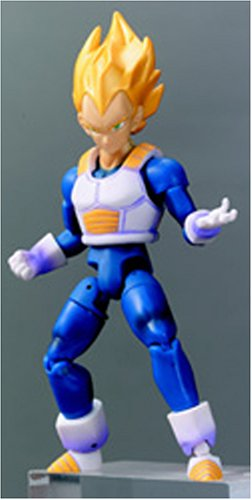 Dragonball Z Super Saiyan Vegeta Ultimate Figure Series 5 (japan import)