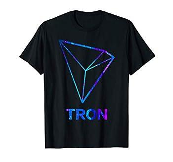Official Logo TRON Shirt - TRX For Men For Women HODL Astral