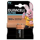 Duracell - 9V Batteria, confezione da 1