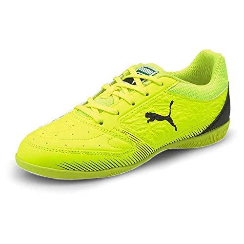 Puma Truco Jr, Zapatillas de fútbol, Yellow, 34 EU