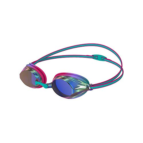 Speedo Unisex-Jeugd Vengeance Spiegel Junior Zwembril
