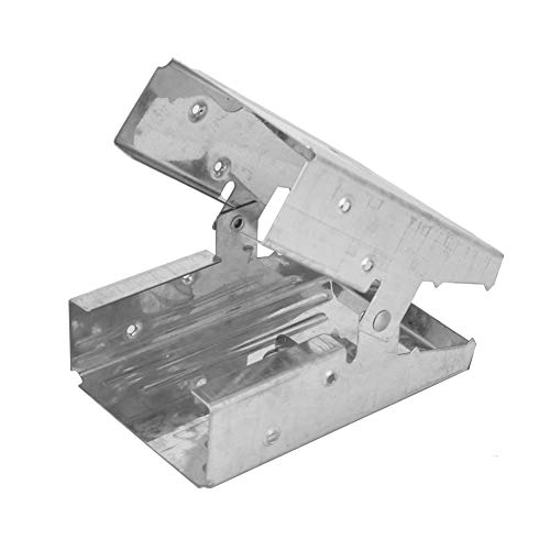stronerliou 2Pcs Sawhorse Brackets Kit de Soporte de exhibición Accesorios para Herramientas de carpintería