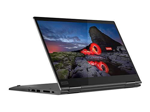 Lenovo ThinkPad X1 Yoga Híbrido (2-en-1) Gris 35,6 cm (14') 1920 x 1080 Pixeles Pantalla táctil Intel Core i5 de 10ma Generación 16 GB LPDDR3-SDRAM 512 GB SSD Wi-Fi 6 (802.11ax) Windows 10