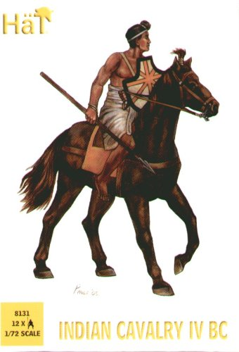 HaT 8131 Indian Cavalry IV BC 1:72