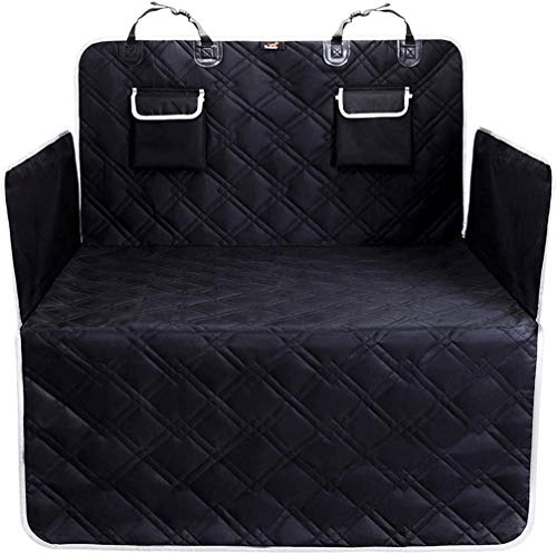 Waterproof Rear Back Mat Hammock Cushion Protector Novelty Dog Car Seat Cover With Pocket Pet Carrier Traval Size 185x103cm (Size : 185x103cm)