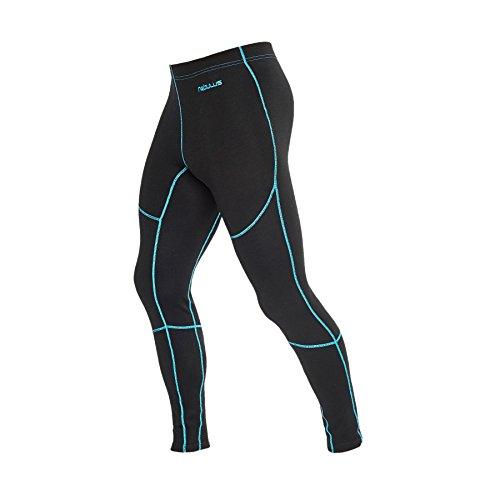 Nebulus Platinum Pantalon merino homme Noir-Bleu FR : XXL (Taille Fabricant : XXL)