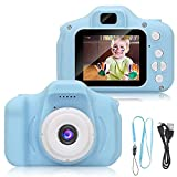 PCOX Kids Digital Camera Web Computer Child Video Recorder Full hd 1080p Handy Portable 2.0 Screen...
