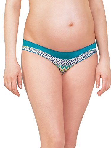 Culotte Femme Indiana (Turquoise, 44)