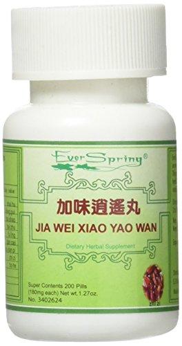 Jia Wei Xiao Yao Wan - 200 ct.