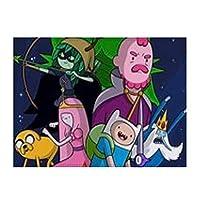 Adventure Timeランチョンマット耐える 飾り 食卓 雰囲気 丸洗い 華やか おしゃれ テーブル 断熱 水洗い 大人 子供 対応 30*40cm